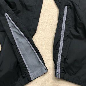 Nike Pants - Nike Men's Athletic Black Track Pants, Size L